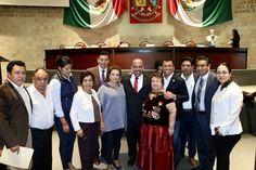 Exhortó  Samuel Gurrión  a fortalecer estrategias en materia de seguridad y mantener el orden en Oaxaca