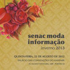 Senac Moda Informação - Inverno 2013