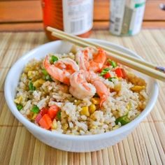 Shrimp Fried Rice by salusalo