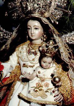 Virgen de la Coronada. Patrona de Calañas:::::RAFAES