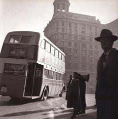 1950. Gran Via. Foto. Catalá Roca