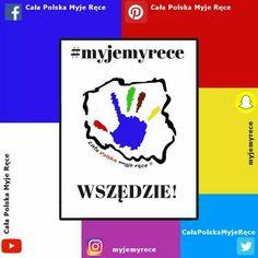 Witamy Pinterest! Dzisiaj słonecznie, co sprawia, że nawet walka z zarazkami wydaje się być bardziej wyrównana :) , śledźcie Nasze profile na innych portalach społecznościowych oraz YouTube, mamy dla was sporo kontentu oraz konkursy  #myjemyrece #calapolskamyjerece #follow #us