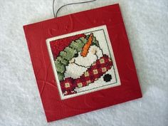 Framed Christmas Ornament Tutorial, also many links to other ornament shape finishes and styles