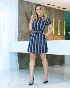 """Mená Brasil Atacado no Instagram: """"Dress listras lurex agrega glamour e elegância na produção du jour. ❤️✨ #usemená #coleçãobelieve ▪️Vendas em atacado através do número (085)…"""""""