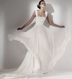 The Alice in Wonderland dress that I still dream about.   Ethereal Elie Saab wedding gown