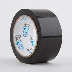 Vybavení pro divadlo - Černá lesklá spojovací páska pro lesklé baletizoly   Jevištní technika Plzeň Tape, Shopping, Band, Ice