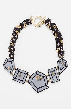 MARC BY MARC JACOBS 'Giant Gems' Statement Necklace available at #Nordstrom statement necklace