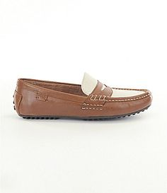 Polo Ralph Lauren Wes II MocToe Penny Loafers #Dillards