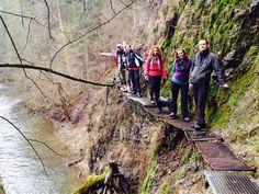 Slovensky raj, hiking, Slovakia