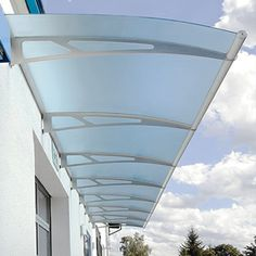 Door canopy kits, simple to assemble and maintain.