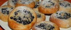 Špaldové koláčky s borůvkami Jaba, Sweet Recipes, Muffin, Cooking, Breakfast, Author, Kitchen, Morning Coffee, Muffins