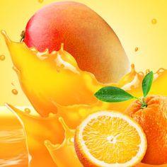 Mango & Mandarins Fragrance Oil | Natures Garden Scents #FragranceOils #MangoScents #CandleMaking #SoapMakingSupplies
