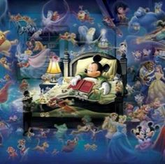 Dreaming of Disney ♡