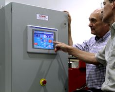 New Standardized Control System for Industrial Applications
