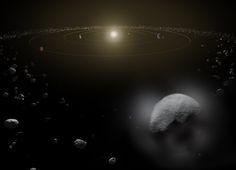 El planeta enano Ceres alberga restos orgánicos alifáticos -compuestos químicos capaces de desarrollar vida-, que se formaron en su interior.