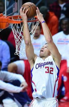 1a393ea76 23 points against the Timberwolves including this dunk Blake Griffin
