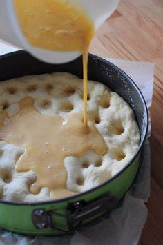 Tarte au sucre J'adore la tarte au sucre mais je n'en ais pas encore fait moi-même..... a essayer tres bientot.............