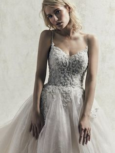 a66d7aca17fb 36 Best Sottero & Midgley Wedding Gowns images in 2019