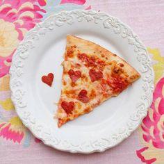 Comidinhas para o Dia dos Namorados