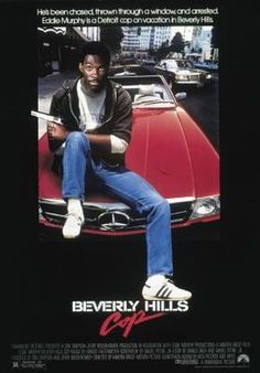 Beverly Hills Cop (1984) movie #poster, #tshirt, #mousepad, #movieposters2