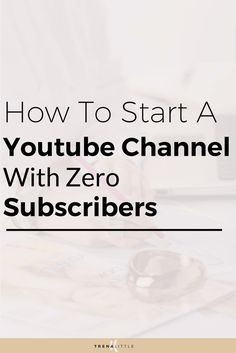 I know Youtube can seem like a scary platform, especially if you are starting a Youtube channel with zero subscribers!  But I'm giving you my best tips for getting more Youtube subscribers on your business Youtube channel if you are starting out with zero subscribers!