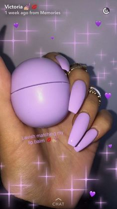 In seek out some nail designs and ideas for your nails? Listed here is our list of 33 must-try coffin acrylic nails for trendy women. Aycrlic Nails, Hair And Nails, Coffin Nails, Nagel Hacks, Fire Nails, Best Acrylic Nails, Purple Acrylic Nails, Pink Acrylics, Dream Nails