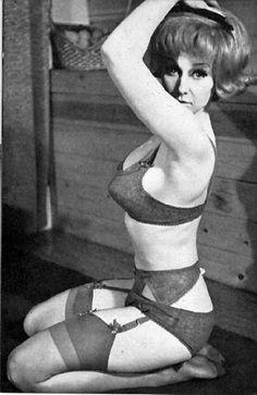 classic vintage lingerie