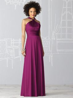 After Six Bridesmaid Dress 6624 http://www.dessy.com/dresses/bridesmaid/6624/#.UlN3e2IpDJs
