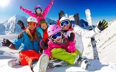 Le piste più belle dove andare a sciare e investire #montagna #sci #vacanze