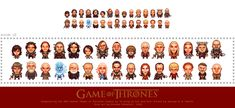 Game of Thrones by ElectroNic0.deviantart.com on @DeviantArt