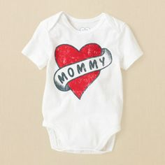 newborn - bodysuits - boys - little talker bodysuit | Children's Clothing | Kids Clothes | The Children's Place