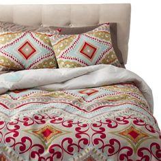 Reversible comforter—so practical!