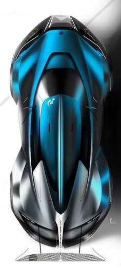 Konnor Bartels - Cleveland Institute of Art - Buick Alpine Fighter / GM Sponsored Project 2015