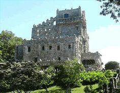 Gillette Castle, CT