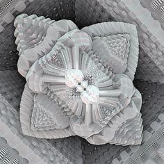 NothernStar by FractsSH.deviantart.com fractal art made with mandelbulb 3d
