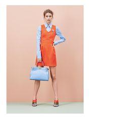 Fashion Trend: Color Code | Harper's BAZAAR