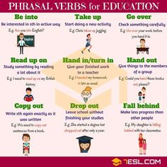 Easy Ways to Learn Phrasal Verbs in English - ESL Buzz
