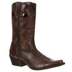 Durango Men's Gambler Jack Western Boots