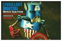 Levaillant Martial Martial, Nerf, 3d, Inspiration, Biblical Inspiration, Inspirational