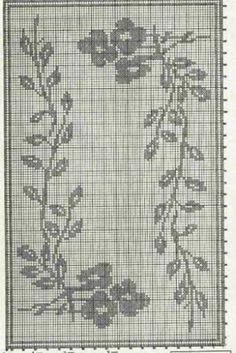 Kira scheme crochet: Scheme crochet no. 1214