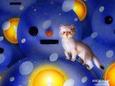 Makoto Muramatsu - зверюшки: vehvepznbyf