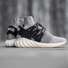 Adidas Tubular Doom PK Kith - Medium Grey/Dark Grey $165 They are now sold out at our Lafayette and Baton Rouge locations and will not be released online. Thanks to everyone who came thru. #kith #adidastubular #sneakerpolitics #tubulardoom #doom