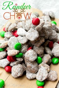 Reindeer Chow, commo