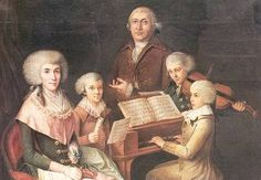Mozart and Linley 1770 - Mozart in Italy - Wikipedia