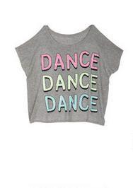Dance Dance Dance Tee