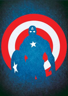 Captain America by Kosol T.