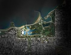 Chicago's Jackson Park. The heavily forested park was originally designed by Frederick Law Olmsted and Calvert Vaux, and initially realized by Burnham and Root for the 1893 Columbian Exposition. Guiding much of the transformation's design of Jackson Park is New York–based wHY.