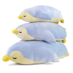 Sunyou Penguin Soft Plush Pillow Animal Stuffed Toy Gift 63 x 35 x 23cm for Kids/Adults (Large)