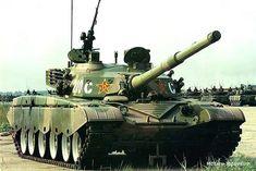 Type 98 Main Battle Tank | Military-Today.com