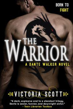 *release Day Book Blast* The Warrior By Victoria Scott